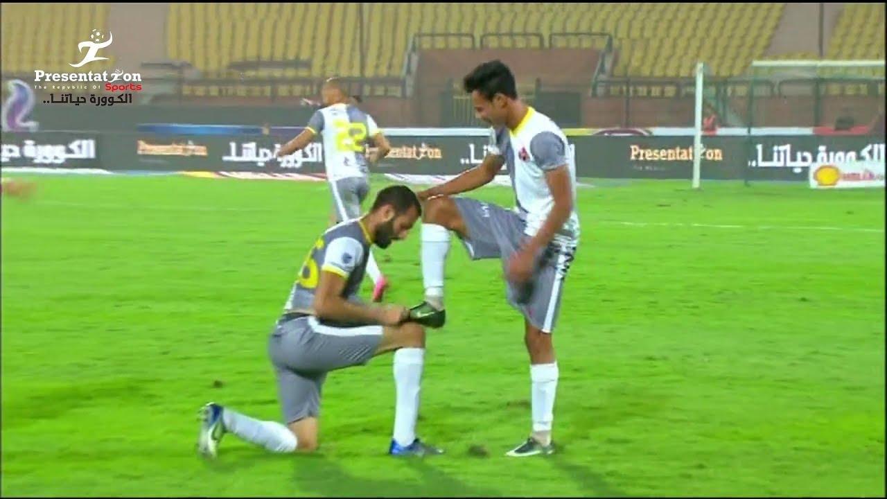 الأسيوطي يتقدم بهدف على الأهلي في دور الـ8 لكأس مصر