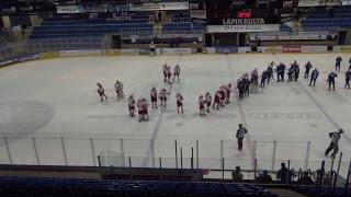 RoKi vs. Kiekko-Laser/KKP C-nuorten Mestis-karsinta 13.10.2018