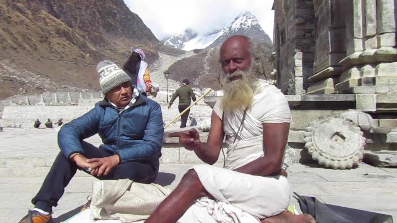 Download Kedarnath - Realised Himalayan Yogi