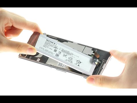 Sony Xperia M5 Battery Repair Guide