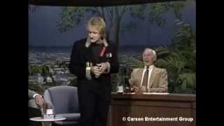 Robin Williams on The Tonight Show (May 21, 1992)