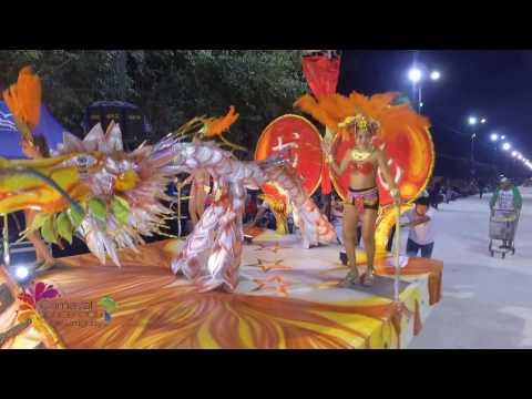 """Comparsa AIMARA """"OLIMPICUS"""" -  Carnaval Concepción del Uruguay"""