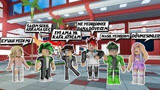 I'M IN THE EIGHTH GRADE OF MY SCHOOL. DAY 2 STARTED WITH THE EVENT / Robloxian HighSchool Roleplay #8 / Roblox English