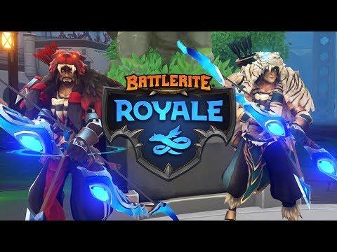 видео: Два в одном // battlerite royale #22