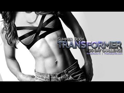 Summer Body Transformer Challenge | Day 6