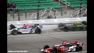 2010インディカー・シリーズ第5戦カンザス決勝レポート
