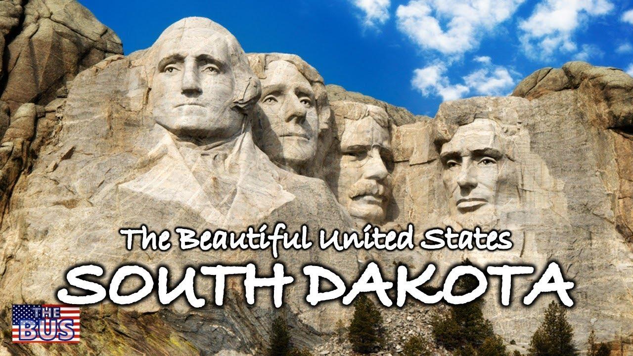 Usa State Of South Dakota Symbols Beautiful Places Song Hail