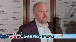 Comedian Louis C.K. Admits Sexual Misconduct Allegations Are True