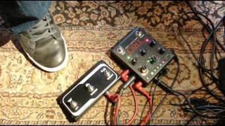 Digitech TRIO+ JAZZ How to get proper accompaniment (jazz swing)