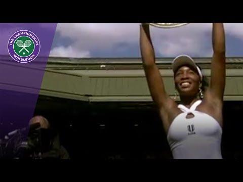 Venus Williams' Wimbledon journey
