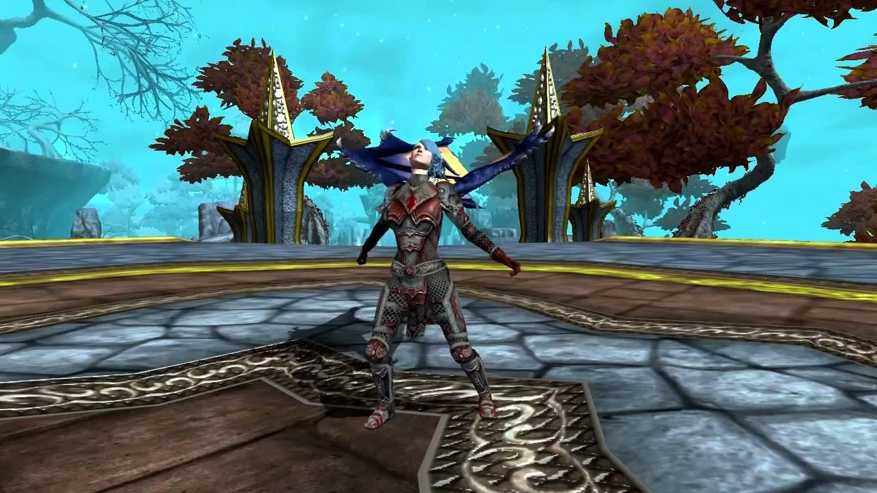 Aerakyn (EQ2 Character Race) :: Wiki :: EverQuest II :: ZAM