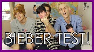 SIAMO BIEBER BOY? - Bieber Test feat Jarhead e Chikovani | Brian Amato