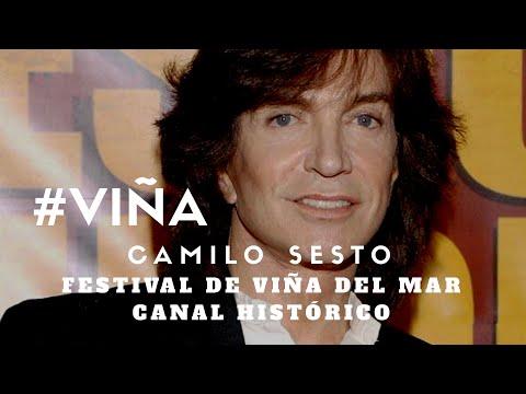 Camilo Sesto (en vivo) - Festival de Viña del Mar