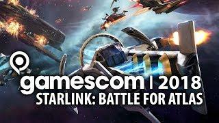Starlink: Battle for Atlas - zabawkami przez kosmos
