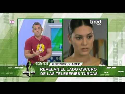 Revelan el lado oscuro de las teleseries turcas