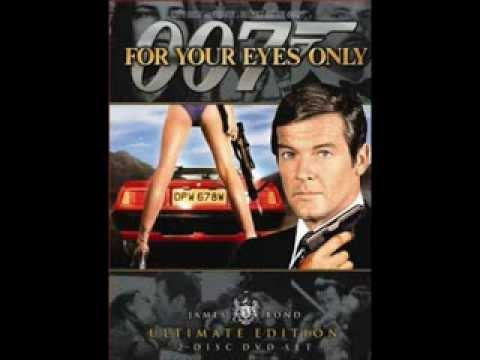 James Bond 007.- For your Eyes Only Soundtrack