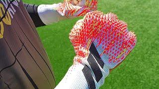 ADIDAS PREDATOR 20 PRO - Manuel Neuer & Ter Stegen Goalkeeper Gloves Test