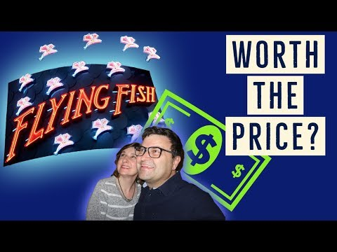 Dinner Review Of Flying Fish On Disney's Boardwalk