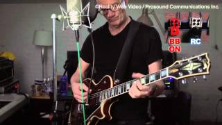 "Demo Performance ""Caroline Yes"" by Jon Herington"