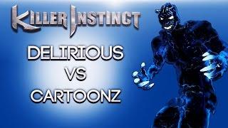 Killer Instinct Ep. 9 (Playing as Omen!) Xbox One