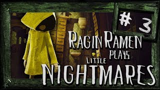 F**** Sake, No Chill | Little Nightmares EP 3 Lets Play