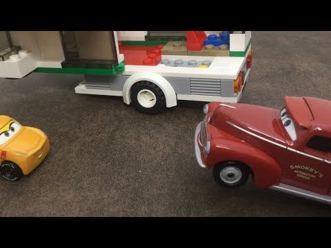 cars 3 random adventures lily 39 s camping chaos youtube. Black Bedroom Furniture Sets. Home Design Ideas