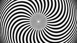 Seriously Trippy Eye Trick Optical Illusion