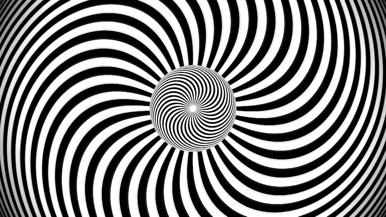 Black And White Eye Cool Tricks