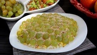 Рецепты салатов  Салат «Тиффани»