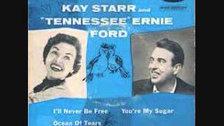 I'll Never Be Free by Kay Starr & Tennessee Ernie Ford 1950