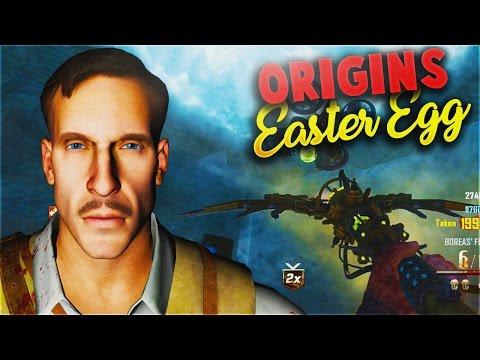 """ORIGINS"" CO-OP Easter Egg w/CrashPower! (Call of Duty Black Ops 2 Zombies)"