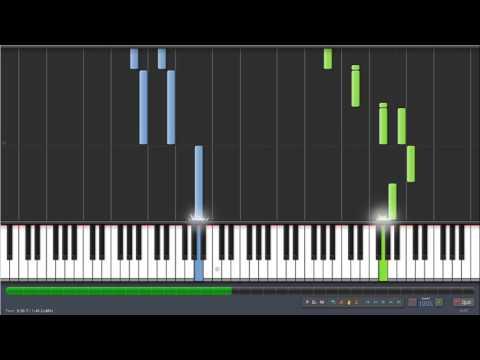 Toradora! OST - Lost My Pieces - Piano Tutorial