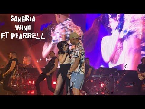 Sangria Wine Ft Pharrell (FULL PERFORMANCE) - LA