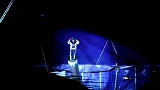 Moscow State Circus - Human Cannon Ball Act