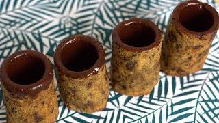 Recette des Cookie Shots (Dominique Ansel) - William's Kitchen