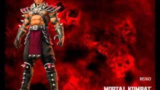 "George S.Clinton ""X Squad"",Mortal Kombat Soundtrack"