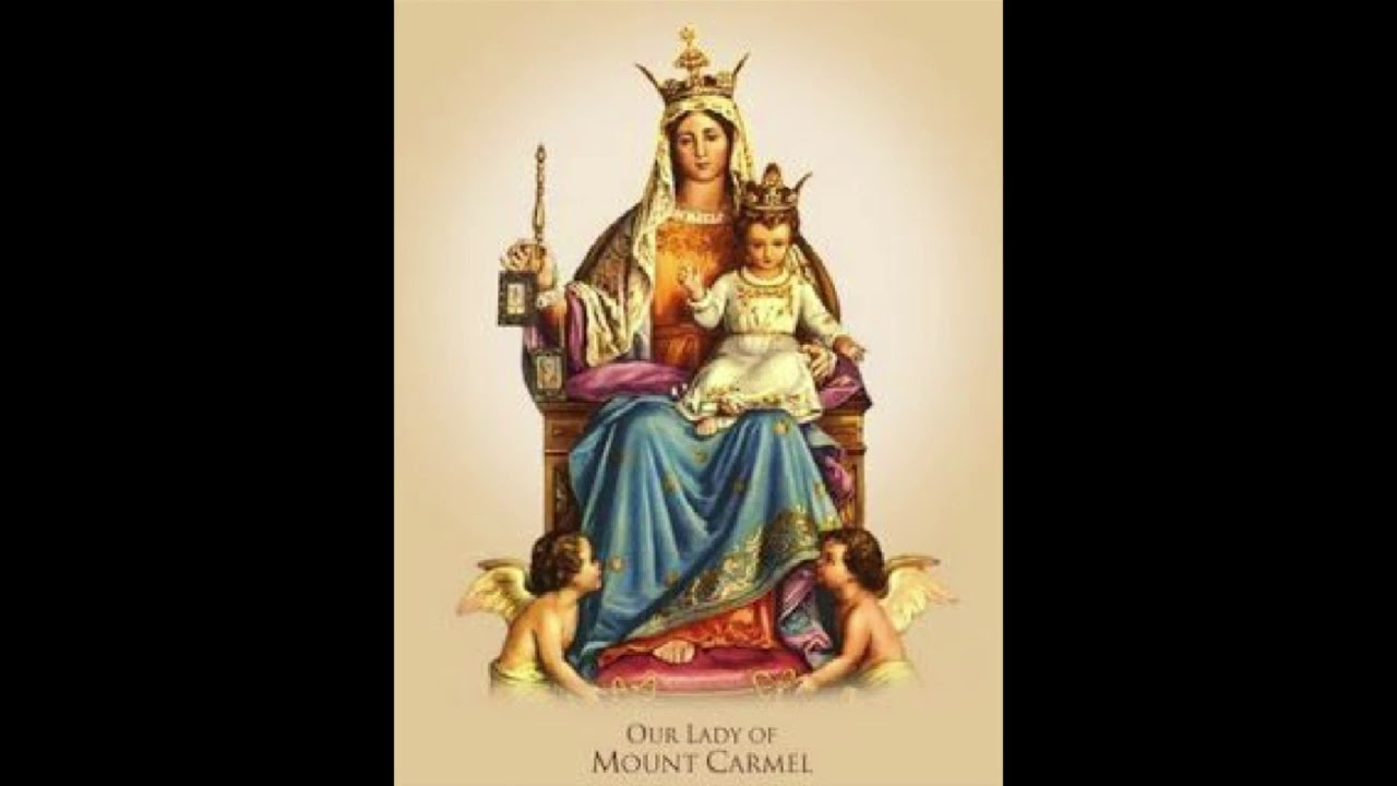 Fr Hewko, Feast of Our Lady of Mount Carmel, 2019 in NJ