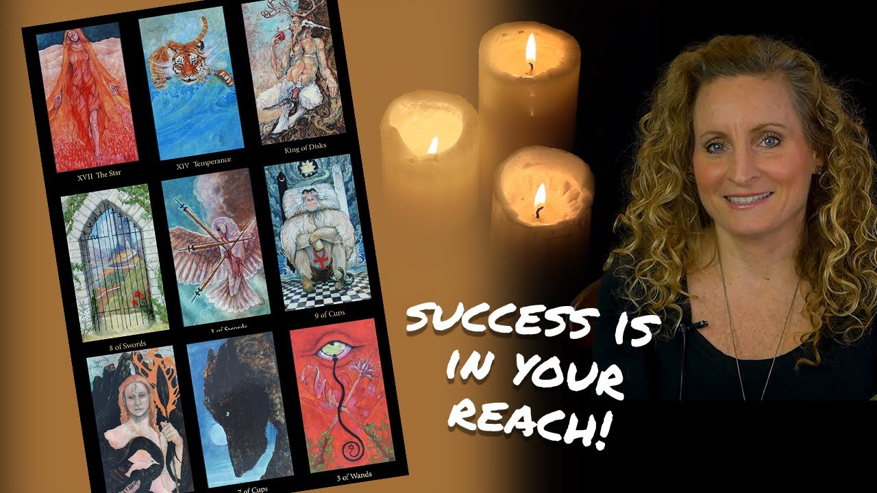Weekly Tarot Reading for ALL Zodiac Signs - Success Is In Your Reach!