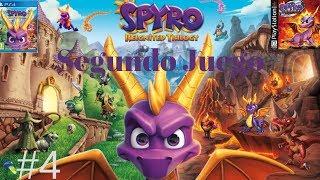 SPYRO REIGNITED TRILOGY - BAÑO CON TIBURONES!!!