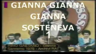 Karaoke Gianna Rino Gaetano.mpg