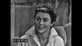 This is Your Life: Lillian Roth Rare Kinescope