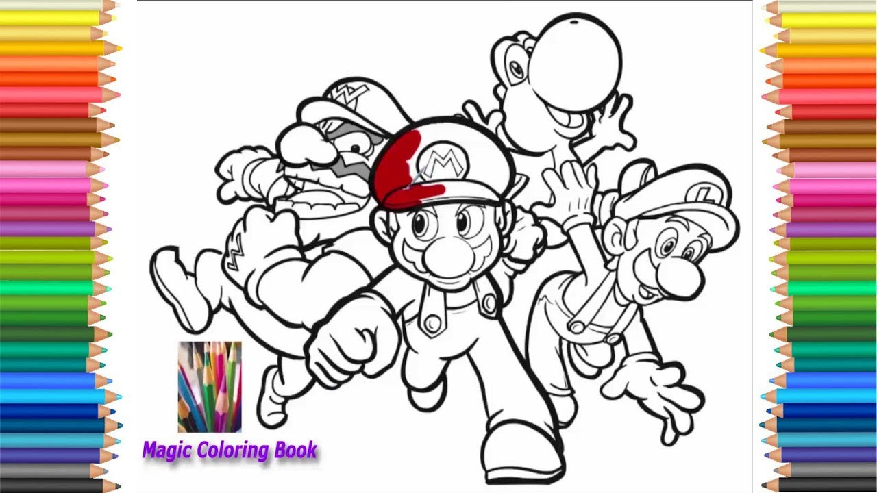 Youtube coloring book - Baby Coloring Book And Drawing For Kids Youtube Videos For Kids 15