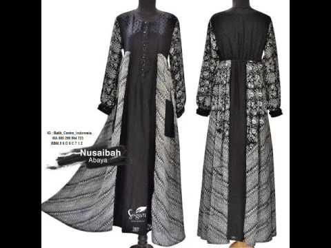 085299894723 Tsel Jual Baju Batik Kerja Wanita Modern Gamis Batik Sarimbit Dress Batik