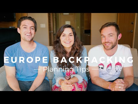 Backpacking: How To Plan Your First Trip!  W/ Vagabrothers