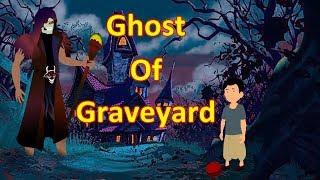 Ghost of Graveyard   English Cartoon for Children   Moral story for kids   Mahacartoon Tv English
