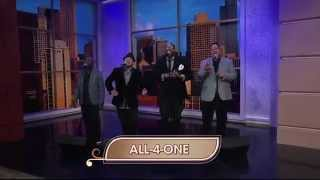 "All-4-One ""Baby Love"" Performance at Windy City Live"