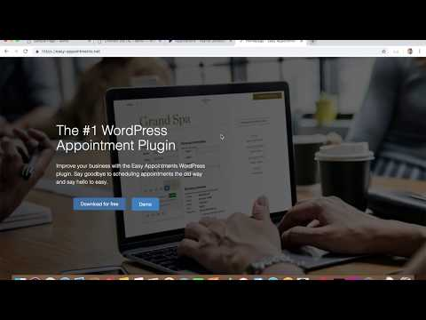 EasyAppointments - PayPal Integration