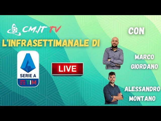 Inter-Napoli, Genoa-Milan e non solo LIVE! Cronaca in DIRETTA e commento [NO Streaming]