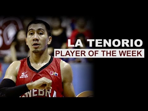 Player of the Week: LA Tenorio | Commissioner's Cup 2017