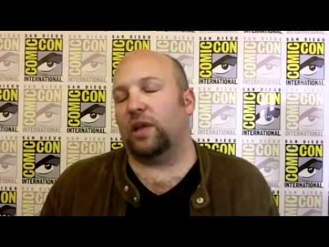 "Live at the San Diego Comic-Con: A Few Minutes With... ""Alphas"" Co-Creator Zak Penn"